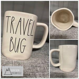 NEW Rae Dunn-TRAVEL BUG- coffee mug
